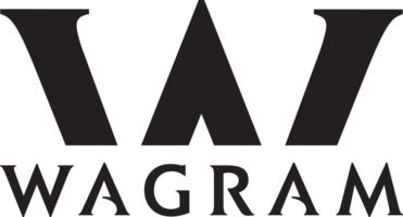 Logo Schwarz/Weiss, Wagramlogo